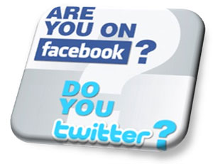 Social Marketing with Facebook and Twitter