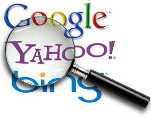 Google, Bing and Yahoo Search Engine Marketing